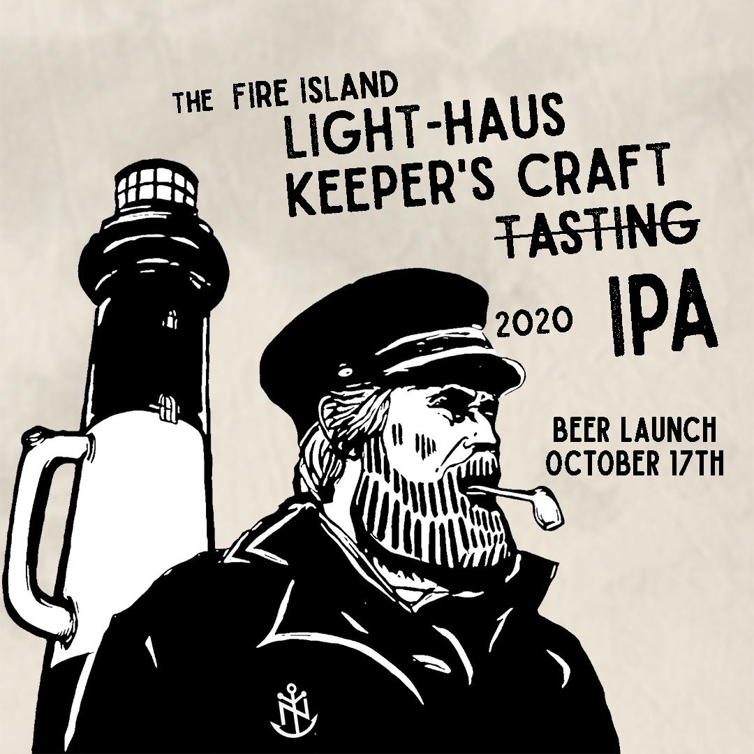 Keeper's Craft IPA Beer Collab 2020