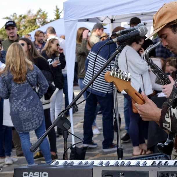 Live Music by Kevin The Kind Man
