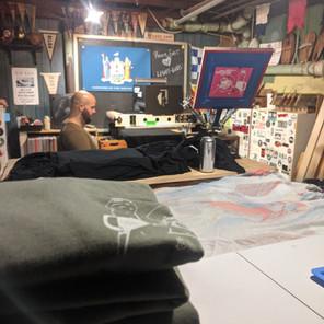 Keeper's Craft 2020 Merch Printing