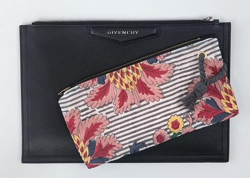 Bloom Stripe Brush Bag
