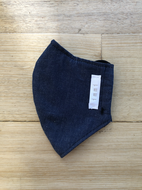 Dark Soft Cotton Denim