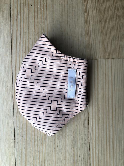Pink Geo Mask