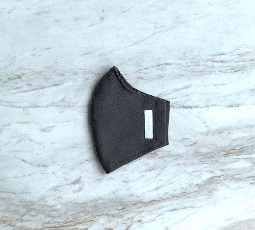 Charcoal Grey- Summer Muslin Cloth