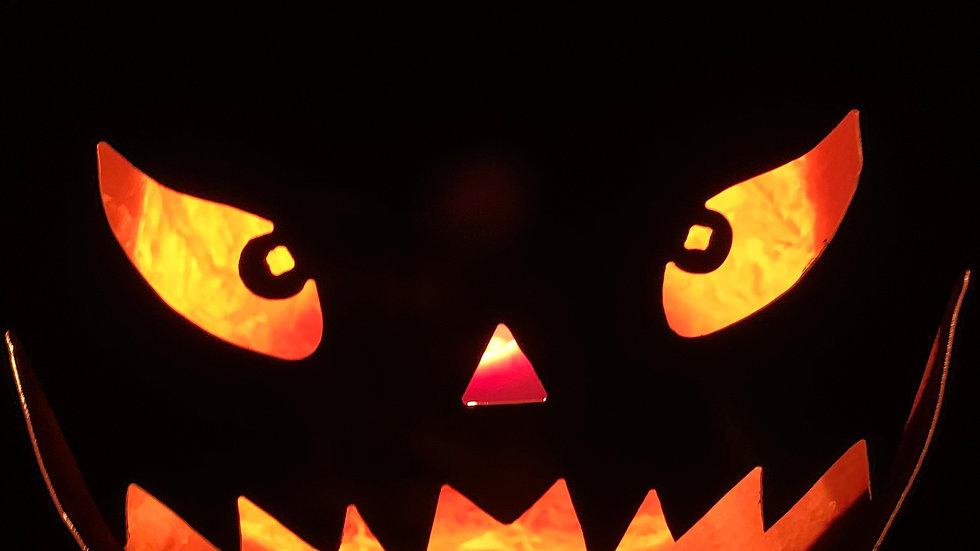 Spikey Pumpkin Stick-em