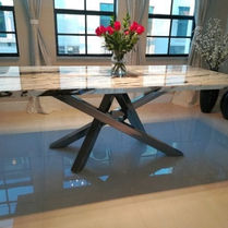 Criss Cross Table Base