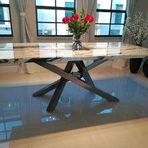 Criss Cross Table Base