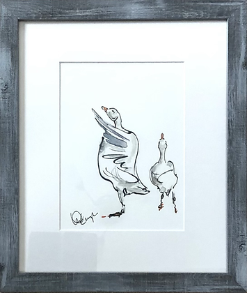 Original Geese For Sale