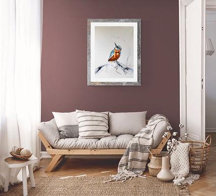 Original Kingfisher For Sale