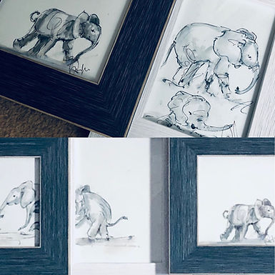 Elephants For Sale - 2nd Original Quintet Piece