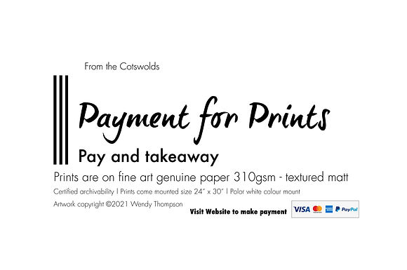 PRINT PAYMENT FROM EXHIBITIONS