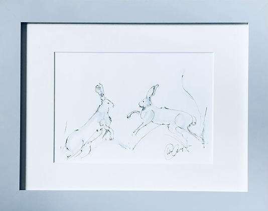 Original Mad March Hares For Sale