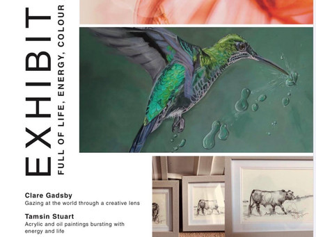 JUNCTION 12 ART GROUP EXHIBITION AT DOVE GALLERY