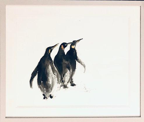 Penguins For Sale  SOLD
