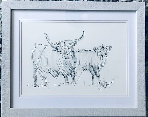 Cows from the Common Original