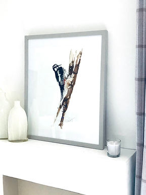 Original Great Spotted Woodpecker For Sale