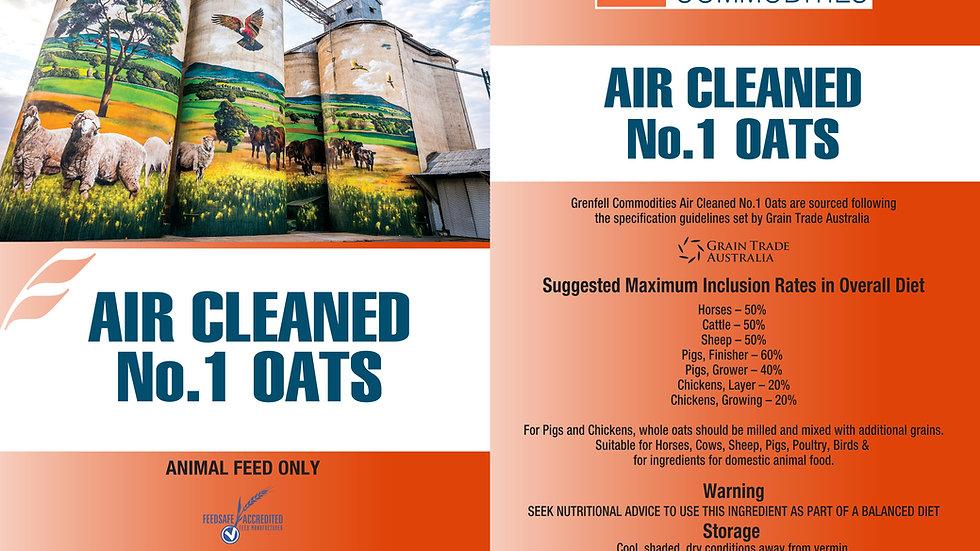 OATS | AIR CLEANED NO.1 OATS