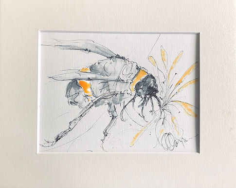 Bumble Bee 🐝 3 Drawing For Sale