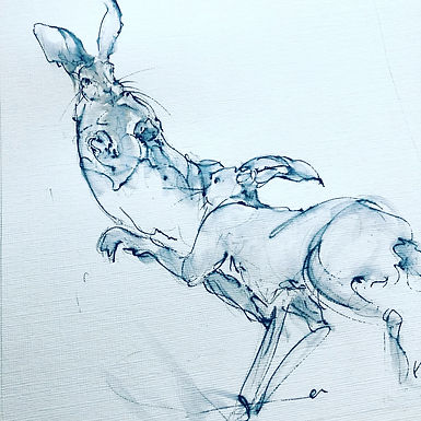The Fight is On - Mad March Hares For Sale