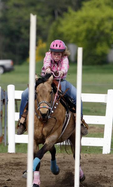 4H & Open Horse Show