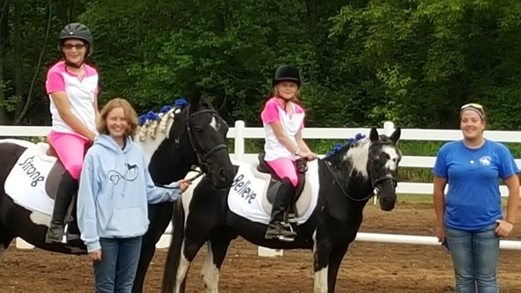 Benefit Dressage Shows