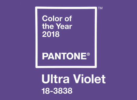 Pantone COLOR OF THE YEAR and THREE YEAR OLDS
