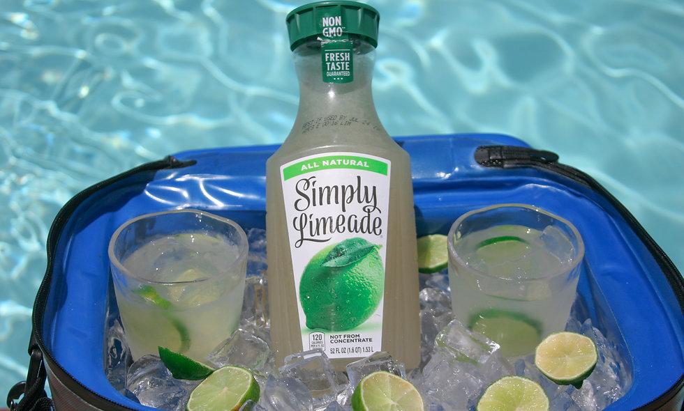 Poolside Margaritas