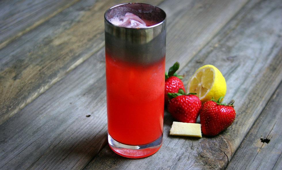 Strawberry Rumande