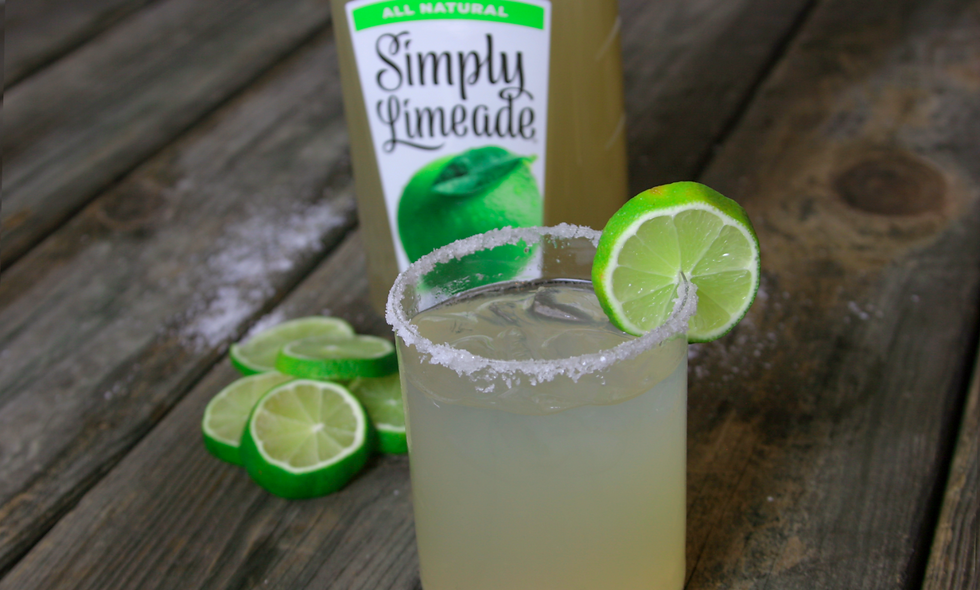 Quick and Easy Margarita