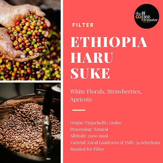 Ethiopia Haru Suke