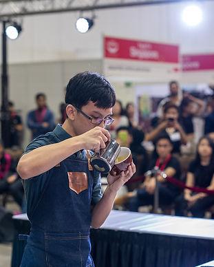 The Coffee Roaster Singapore Latte Art Championship 2019