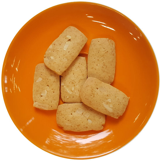 Caramel Almond Cookies [Jar]