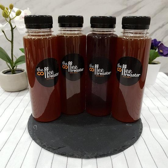 Black Cold Brew Pack (4 Bottles)