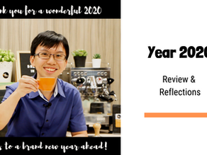 Year 2020: Review & Reflections