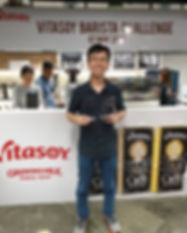 The Coffee Roaster Vitasoy Barista Challenge 2019