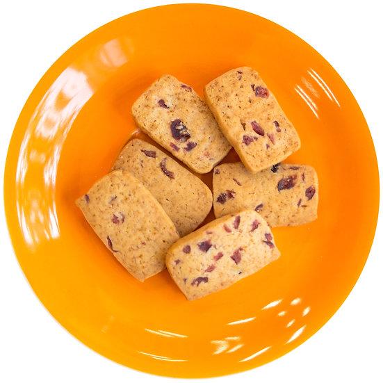 Mixed Berry Cookies [Jar]