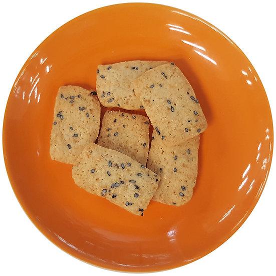 Cereal Black Sesame Cookies [Jar]