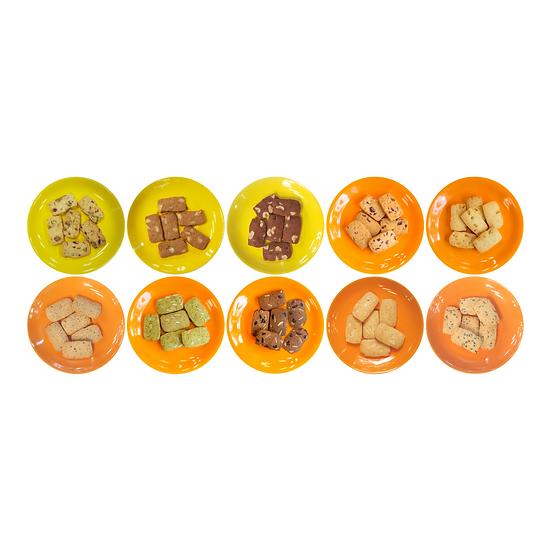 Cookie Connoisseur Bundle [10 Packs]