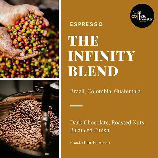 The Infinity Blend - TCR House Blend