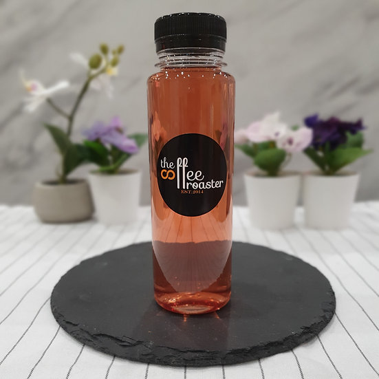 Blissful Berries - Cold Brew Specialty Tea [Handcrafted Bottled Drink]