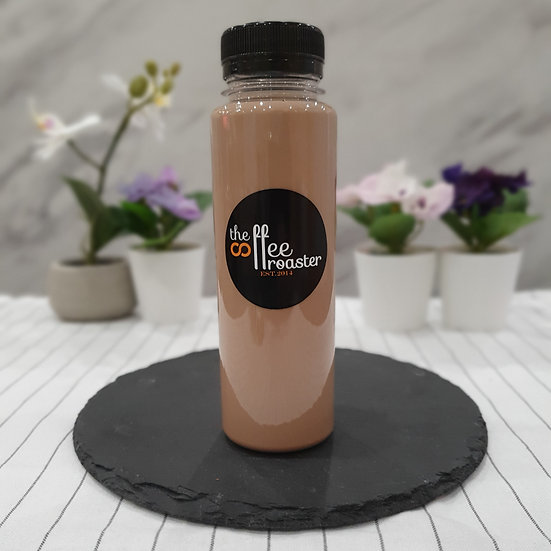 Cold Lavender Latte [Handcrafted Bottled Drinks]