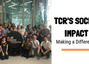 Making a Difference: TCR's Social Impact
