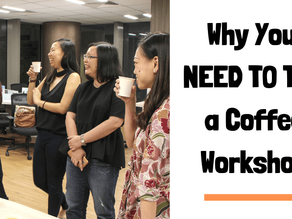 Why a Coffee Workshop Is the Team Building Activity You Need to Try