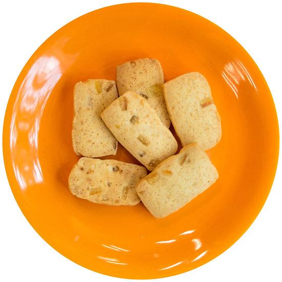 Zesty Citrus Cookies [Jar]