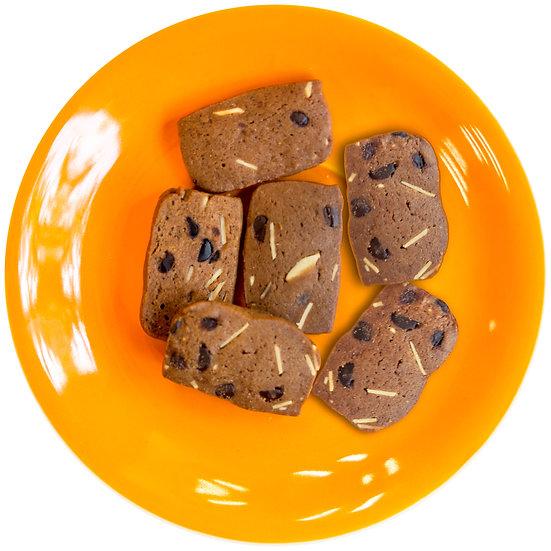 Chocolate Almond Cookies [Pack]