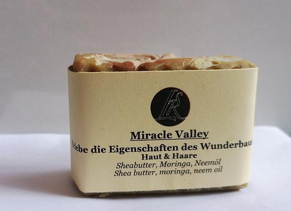 Miracle Valley - Moringa-Neem Seife 70g