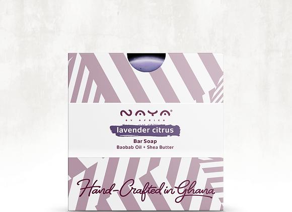 Lavendel-Zitrus Seife 115g
