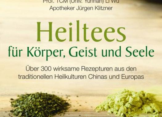 """Buch """" Heiltees """""""