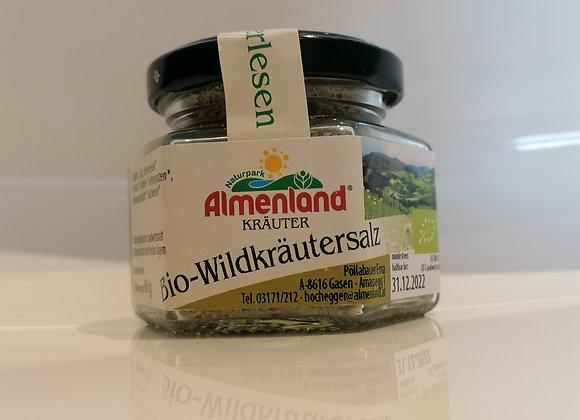 Bio Wildkräutersalz 60g