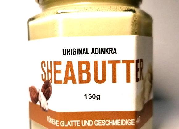Sheabutter weiß 150g