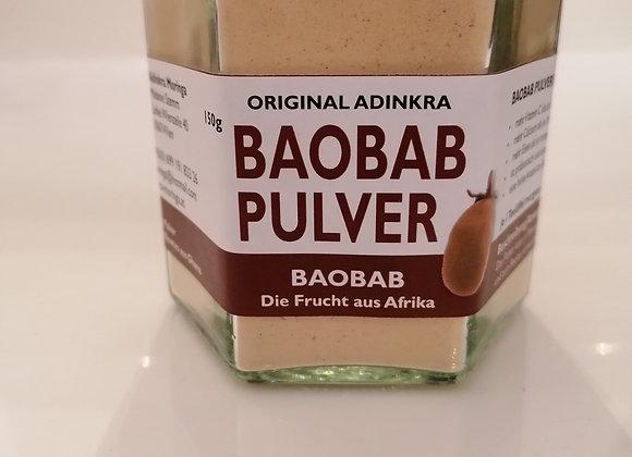 Baobab Pulver 150g